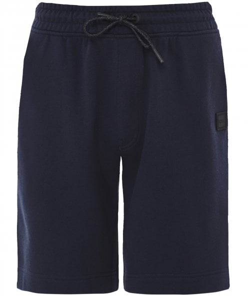 BOSS Cotton Skoleman Sweat Shorts