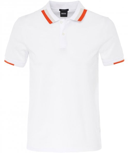 BOSS Regular Fit Parlay 66 Polo Shirt