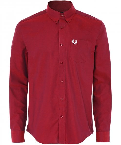 Fred Perry Oxford Shirt M8501 122