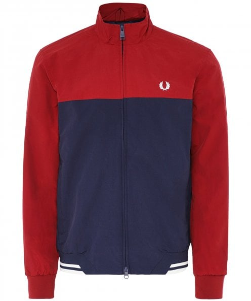 Fred Perry Colour Block Brentham Jacket J8515 850