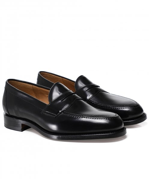 Loake Leather Imperial Loafers
