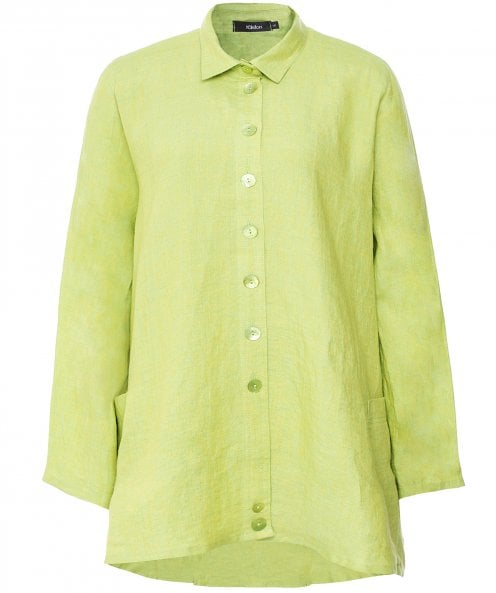 Ralston Wally Linen Oversized Shirt