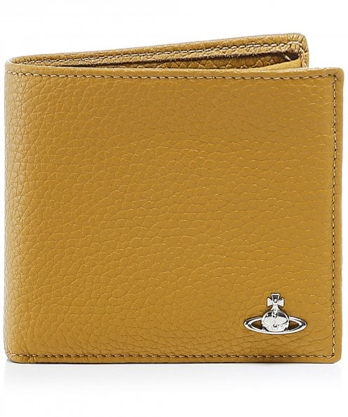 Vivienne Westwood Man Tumbled Leather Milano Wallet