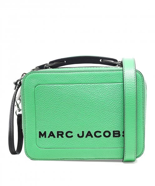 Marc Jacobs The Textured Mini Box Leather Bag