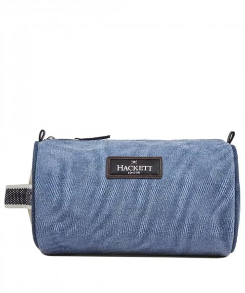 Hackett Canvas Wash Bag