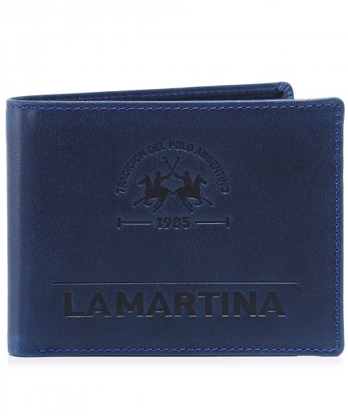 La Martina Leather Ettore Wallet