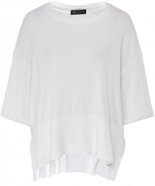 NU Stepped Hem Jumper
