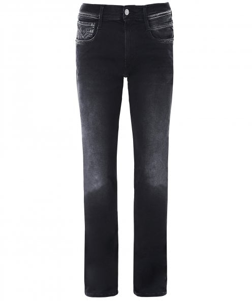 Replay Slim Fit Hyperflex Anbass Jeans