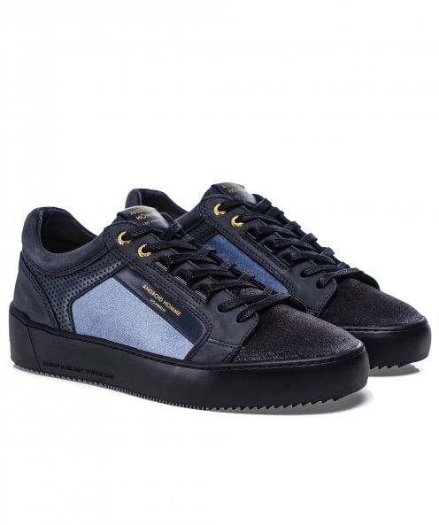 Android Homme Leather Velvet Venice Trainers