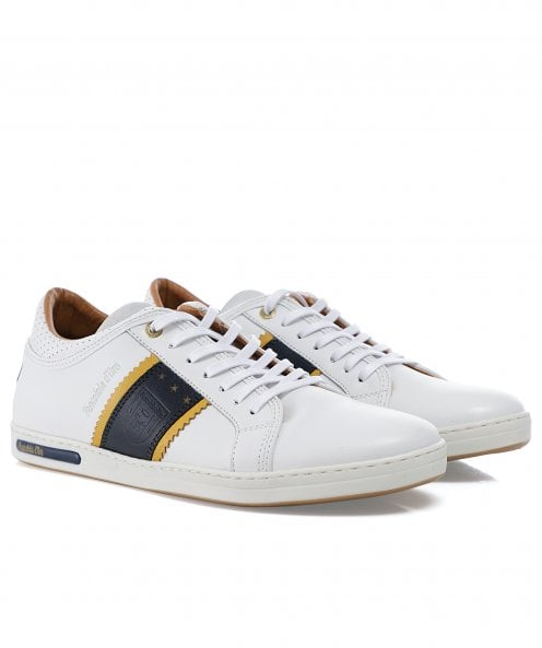 Pantofola d'Oro Leather Marinella Trainers