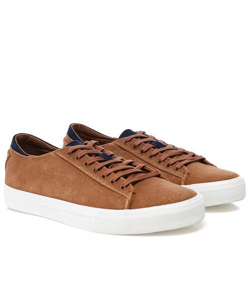 Oliver Sweeney Suede Henwood Trainers