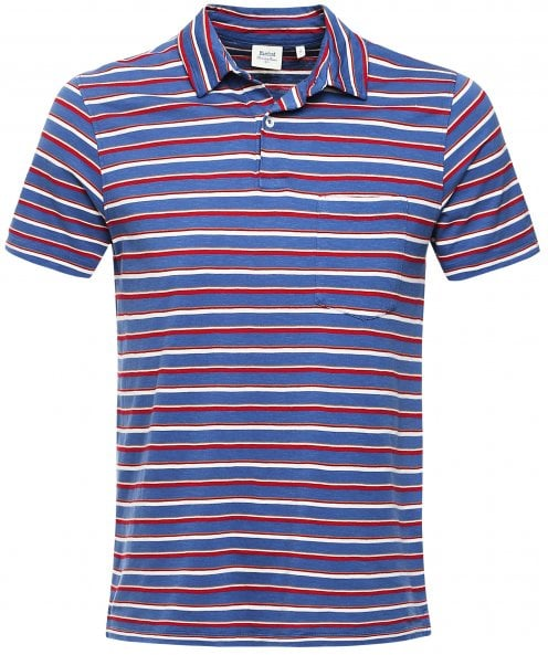 Hartford Vintage Stripes Polo Shirt