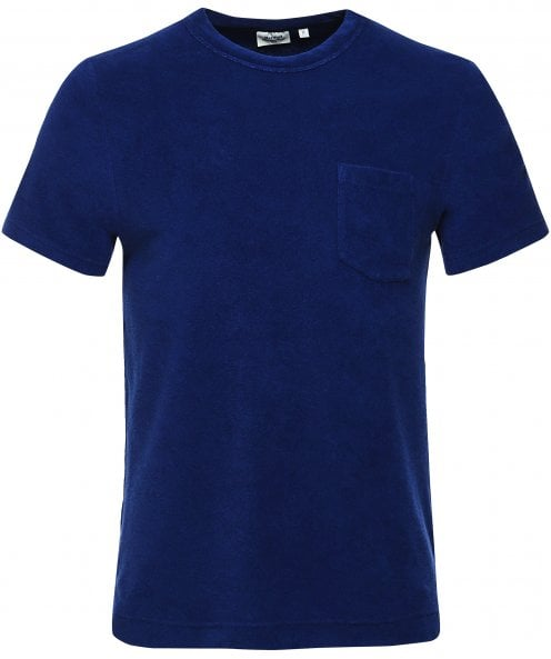 Hartford Terry Towelling Pocket T-Shirt