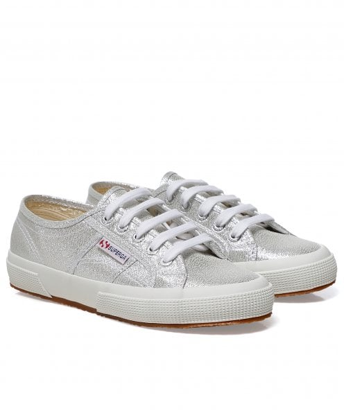 Superga 2750 Lamew Metallic Trainers