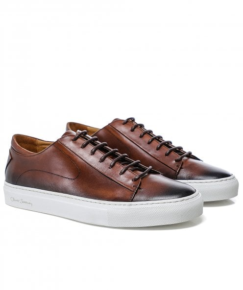 Oliver Sweeney Leather Osimo Trainers