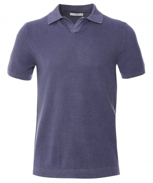 Circolo 1901 Pique Knitted Riviera Polo Shirt