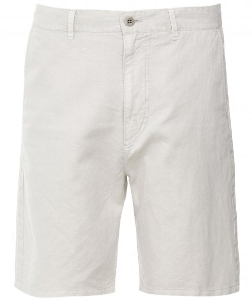 GANT Regular Fit Cotton Linen Shorts