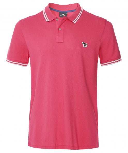 Paul Smith Slim Fit Twin Tipped Polo Shirt