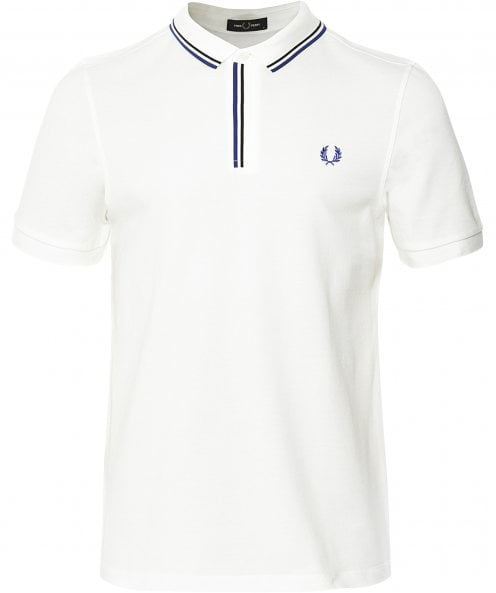Fred Perry Tipped Placket Polo Shirt M8559 129