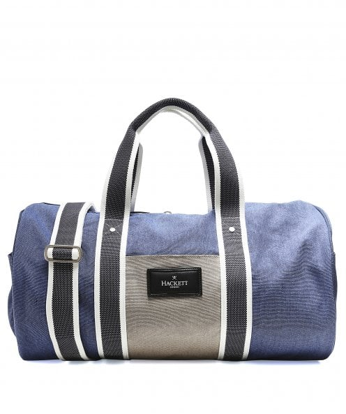 Hackett Large Canvas Holdall