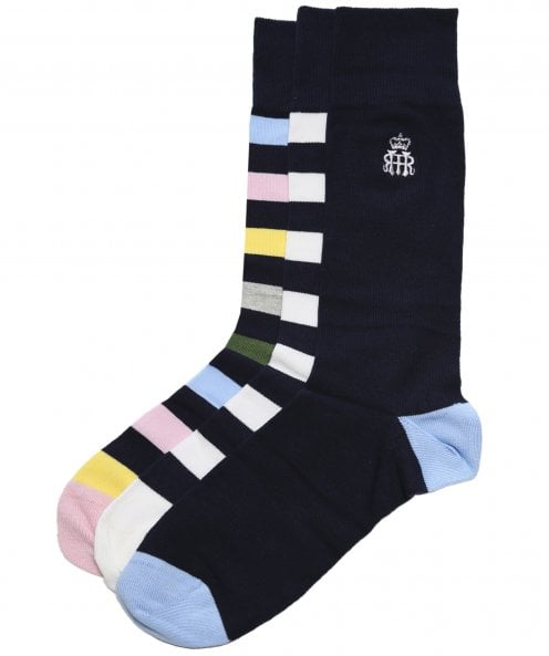 Hackett Henley Royal Regatta Sock Set