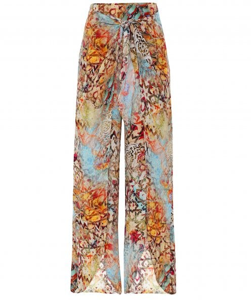 Inoa Arizona Silk Fisherman Pants
