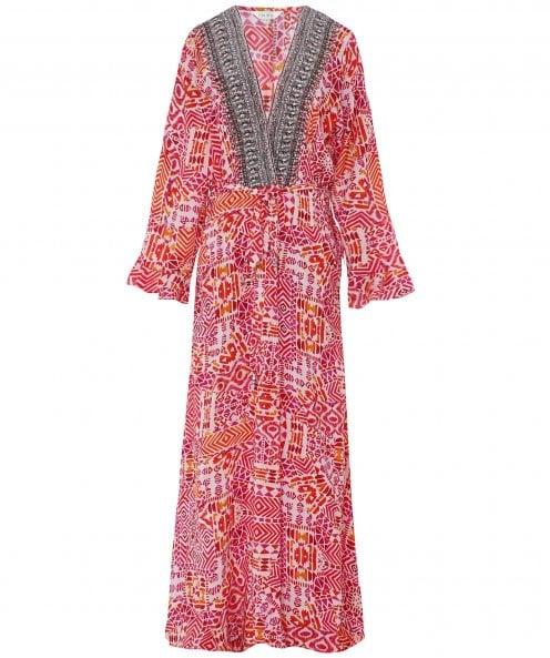Inoa Shiraz Luxe Silk Robe
