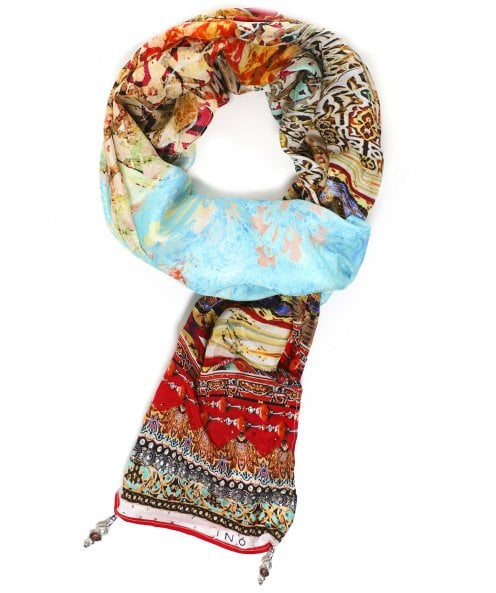 Inoa Arizona Silk Scarf