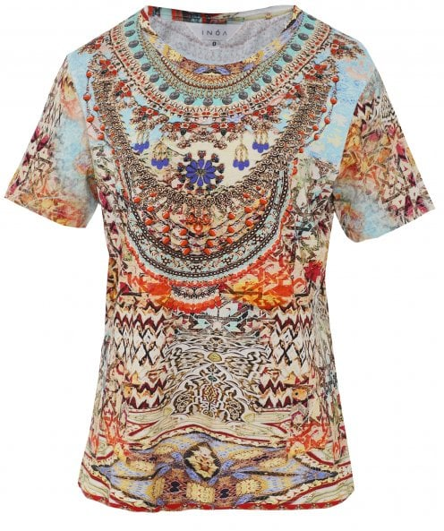 Inoa Arizona Silk T-Shirt