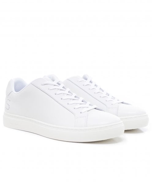 Paul Smith Leather Rex Trainers