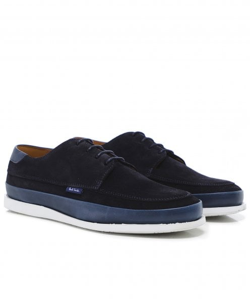 Paul Smith Suede Broc Shoes