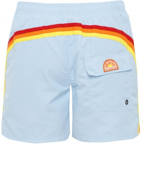 Sundek Short-Length Swim Shorts