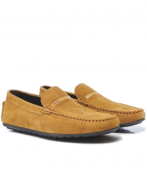 BOSS Suede Dandy_Mocc_sd2 Moccasins