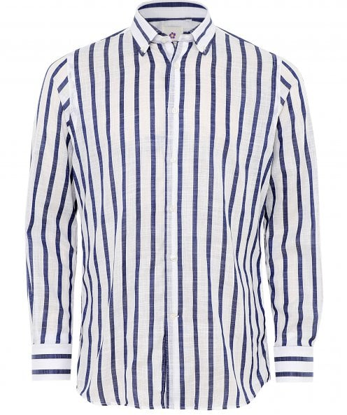 Altemflower Cotton Striped Shirt