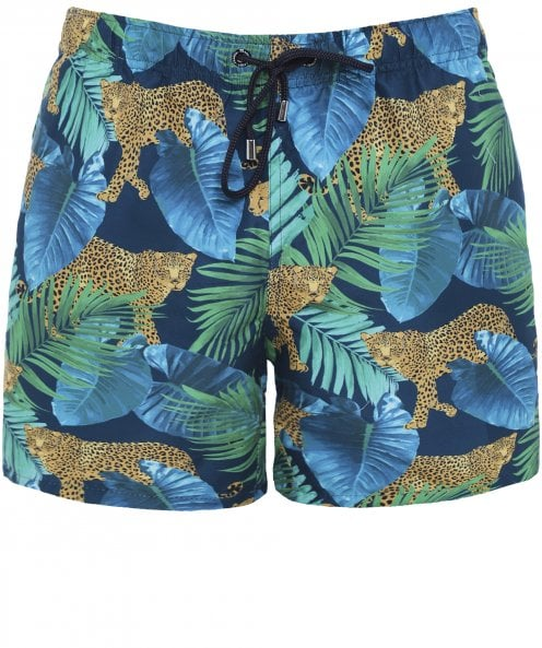 Franks Jungle Cat Swim Shorts