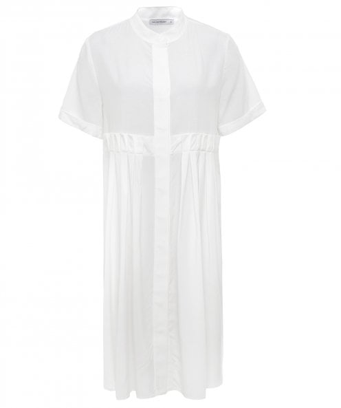 The Line Project Pleated Shirt Dress