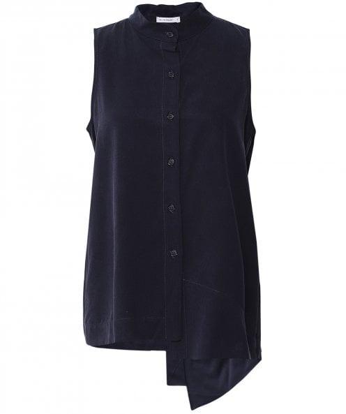 The Line Project Sleeveless Asymmetric Shirt