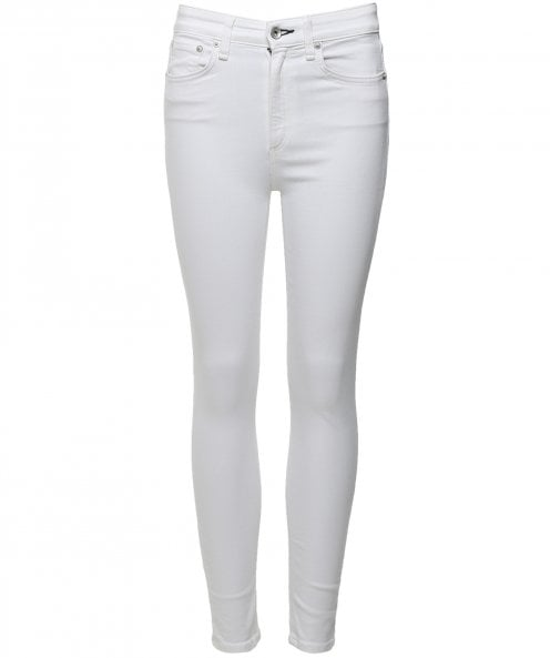Rag and Bone Nina High Rise Ankle Skinny Jeans