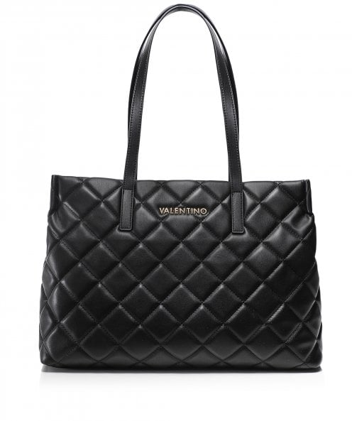 Valentino by Mario Valentino Ocarina Quilted Shopper Bag