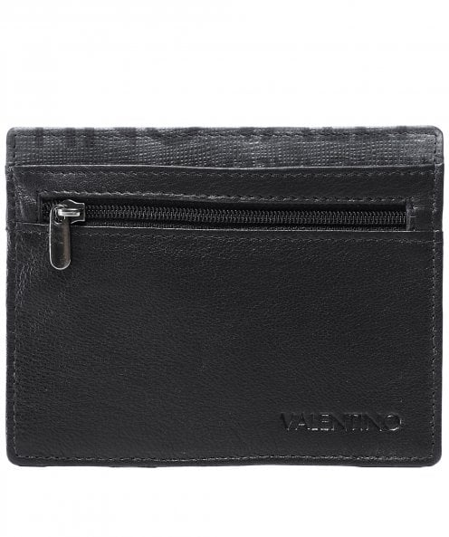 Valentino by Mario Valentino Faux Leather Folded Byron Card Holder