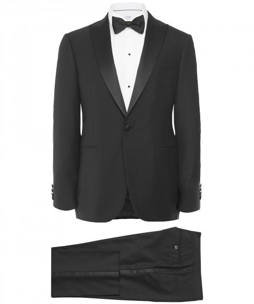 Corneliani Slim Fit Virgin Wool Tuxedo