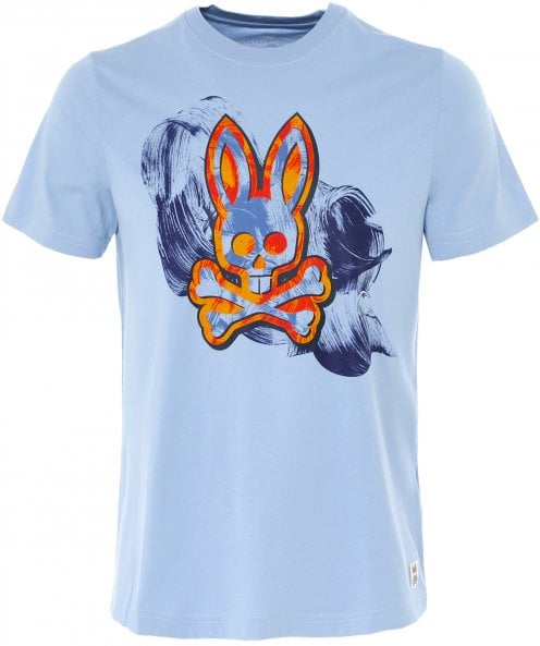 Psycho Bunny Pima Cotton Whitstable T-Shirt