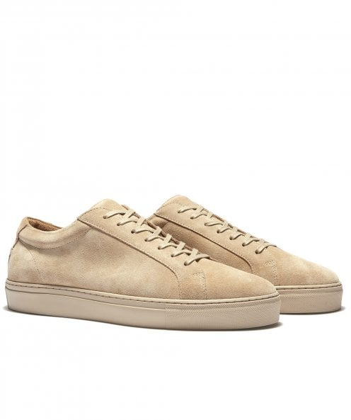 Uniform Standard Series 1 Triple Putty Suede Trainers