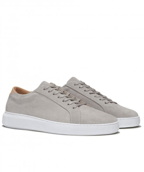 Uniform Standard Series 8 Ghost Suede Trainers