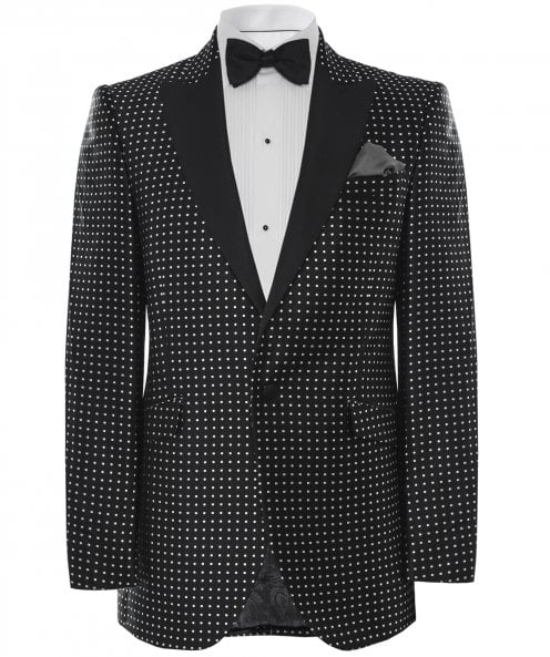Favourbrook Silk Pickwick Dinner Jacket