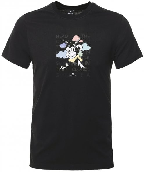 Paul Smith Slim Fit Head in the Clouds T-Shirt