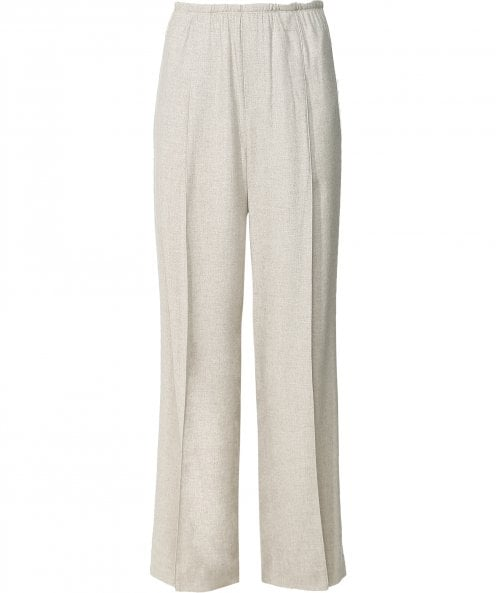 Vince Elasticated Straight Leg Trousers