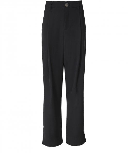 Vince High Waisted Tapered Trousers