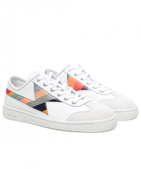 Paul Smith Ziggy Leather Trainers