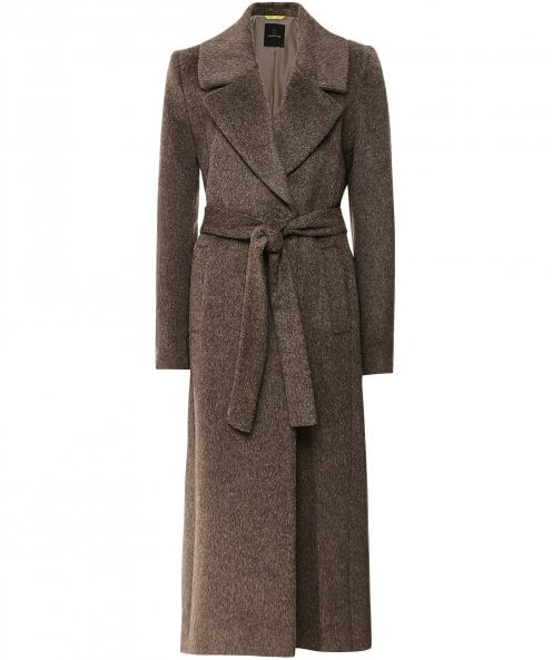 Creenstone Alpaca Wrap Coat